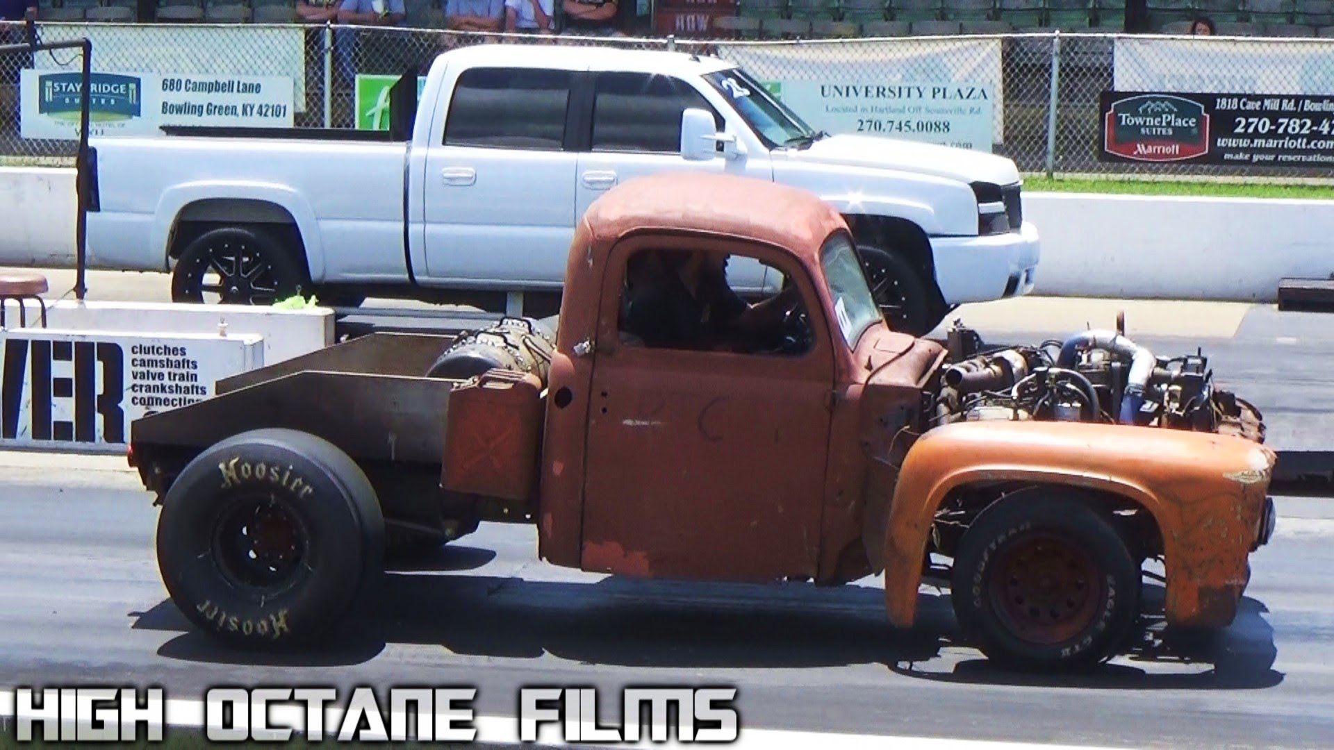 This Mean-Looking Rusty 1953 Ford Truck Blown Everyone Away On The ...