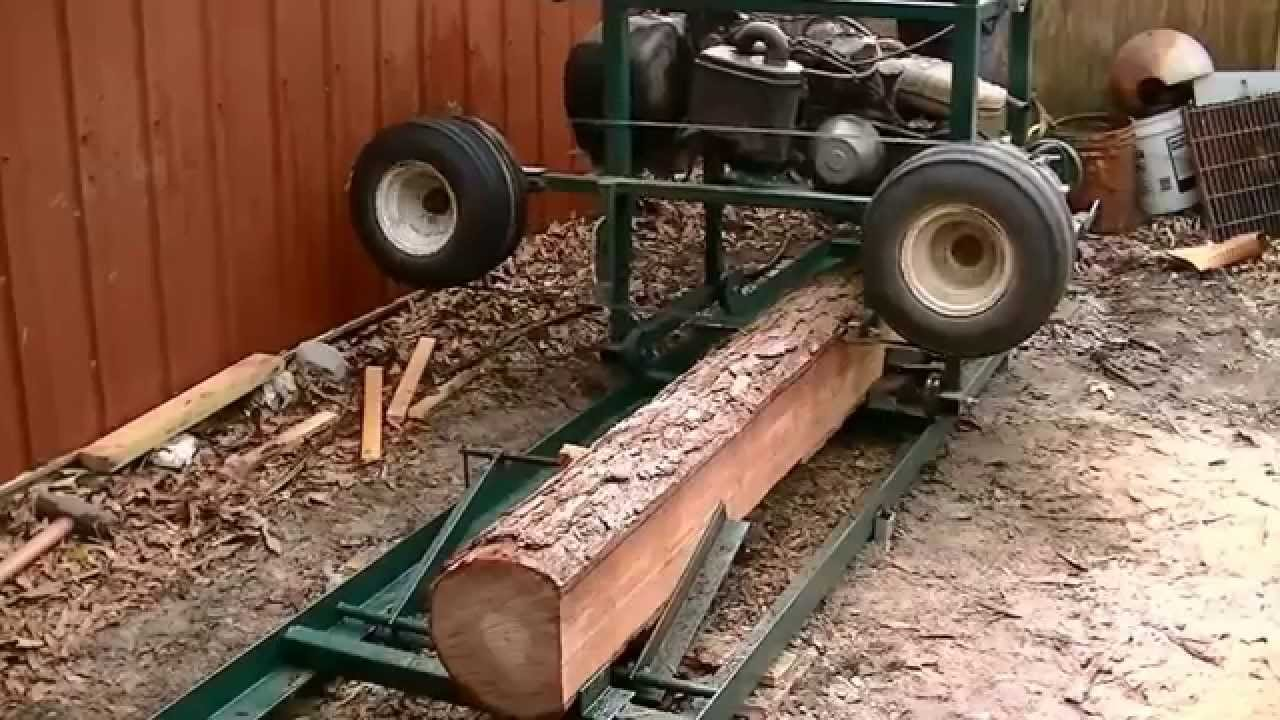 This Man Made A Low-Cost Sawmill From An Old Golf Cart! Golf Cart Old Men on black golf cart, boy golf cart, vampire golf cart, girl golf cart, married golf cart, vintage golf cart, pregnant golf cart, celebrity golf cart, fat golf cart, wife golf cart, public golf cart, japanese golf cart, midget golf cart, russian golf cart, swedish golf cart, mexican golf cart, medical golf cart, pantyhose golf cart, outdoor golf cart, italian golf cart,